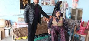 Alaşehir'de bir engellinin daha yüzü güldü