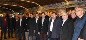 Altunyaldız STK Başkanları ile Seydişehir'de buluştu