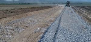 Yunak'a 9.5 milyonluk mahalle yolu