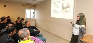 Gebze'de personele iş güvenliği eğitimi