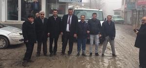 CHP Niğde Milletvekili Ömer Fethi Gürer;