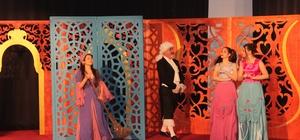 İncesu'da Tiyatro Gösterisi Büyük İlgi Gördü