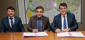 Şehitkamil'de arşivleme ve güvenlik için protokol imzalandı