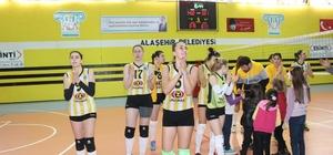 Alaşehir Belediyespor'dan çifte zafer