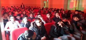 """Sorgun'da """"Sosyal Medya Okuryazarlığı"""" eğitim semineri verildi"""