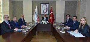 Teknopark Yönetim Kurulu, Vali Özdemir Çakacak başkanlığında toplandı