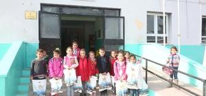 Büyükşehir'den Aladağlı çocuklara destek