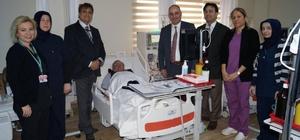 Biga Devlet Hastanesi Diyaliz Ünitesi hasta kabulüne başladı