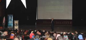 Akşehir'de eğitim seminerleri devam ediyor