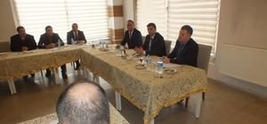 Başkan Vekili Kırlı'dan değerlendirme toplantısı