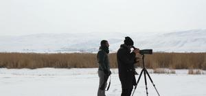 Van'da kış ortasında KOSKS çalışmaları sona erdi