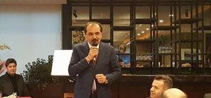 Vakfıkebirliler İstanbul'da düzenlenen gecede buluştu