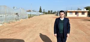 Kepez'de doğu mahalleler şehirleşiyor