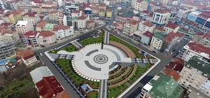 Arnavutköy'e büyük meydan