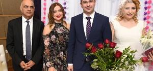 Seyhan Belediyesi'nde 1 günde 41 nikah kıyıldı