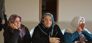 Başkan Şadi Yazıcı, Sevgililer Günü'nde yaşlılarla bir araya geldi