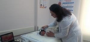 Korkuteli Devlet Hastanesi'nde ABR Cihazı Hizmete Girdi