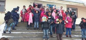 İstanbul'dan Muşlu öğrencilere destek