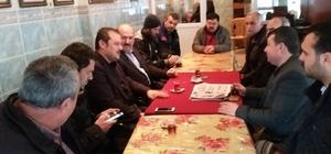 AK Partili Milletvekili Öz'den Kuyucak ziyareti