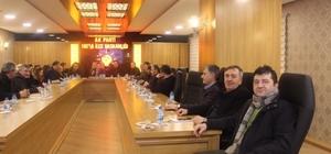 AK Parti Fatsa'da başkanlar zirvesi