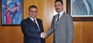 Serkan Karakurt, Kütahya Orman İşletmesinin yeni müdürü