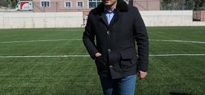 Karşıyaka'da spora 2 bin kişilik futbol sahası desteği