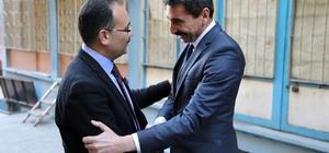 Uşak Belediyesi'nden MHP İl Teşkilatına ziyaret