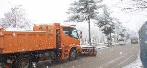 Siirt'te 120 köy yolu ulaşıma kapandı