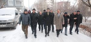 Başkan Eroğlu, kapalı pazar yerini açıkladı