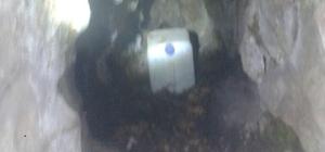 Bingöl'de 2 sığınakta el yapımı patlayıcı ele geçirildi