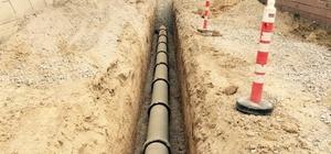 Sarayönü'ne 8.5 milyonluk kanalizasyon yatırımı