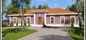 Büyükşehir Belediyesi Tohma'ya Kültür Merkezi yapıyor