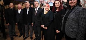 Başkan Karaosmanoğlu: Gençliğimizin mimarı annelerimizdir''