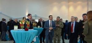 Erciş Belediyesi Evlendirme Salonu hizmete açıldı
