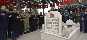 Hüseyin Akbaş'ın 28. ölüm yıldönümü