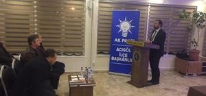 AK Parti Cumhurbaşkanlığı hükümet sistemini anlatıyor