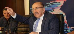 Başkan Gümrükçüoğlu'nun 'imar' tepkisi