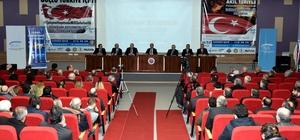 Karabük'de istihdam seferberliği toplantısı yapıldı