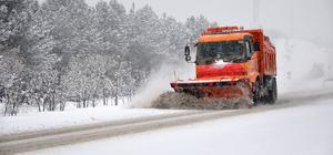 Kastamonu'da 190 köy yolu ulaşıma kapandı