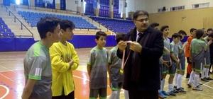 Futsal şampiyonu Gazipaşa Ortaokulu Aydın'ı temsil edecek