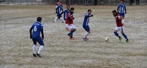 Nevşehir 1.amatör ligde erteleme maçları oynandı