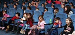 Yenimahalle'de miniklere ücretsiz tiyatro oyunu