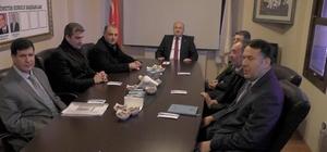 ATSO'da Milli İstihdam Seferberliği toplantısı yapıldı