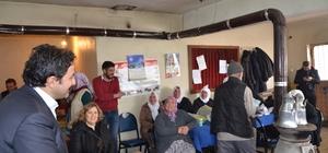 Sancar Mahallesi'nde 'Arı yetiştiriciliği' kursu açıldı