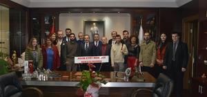 """Başkan Ataç: """"Sivil toplum kuruluşları demokrasimizi geliştiriyor"""""""