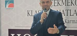 Çekmeköy'de klasik sanatlar karma sergisi açıldı
