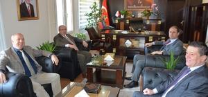 Başkan Albayrak'tan Marmaraereğlisi ilçesine ziyaret