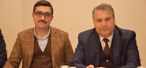 MÜSİAD'tan üyeleriyle istişare toplantısı