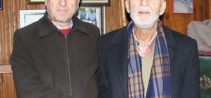 Görele şairler ve yazarlar derneğinin yeni başkanı Nihat Öztürk oldu