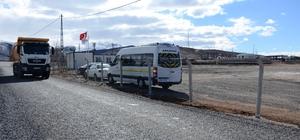 Kuzey Çevre Yolu'nun yüklenici firması şantiyesini kurmaya başlandı